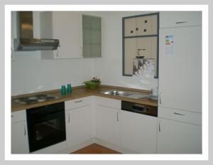 Eine Neue Küche
