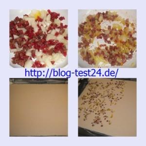 Pfannkuchen im Backofen