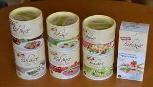 Gefro Balance Produkte