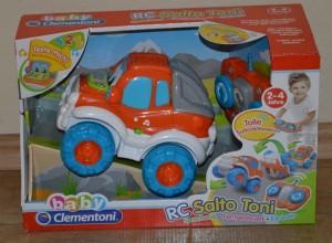 Clementoni RC Salto Toni