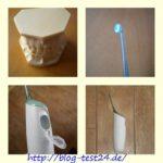 Munddusche mit integr. Wassertank