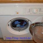 Leider schon etwas älter meine Waschmaschine