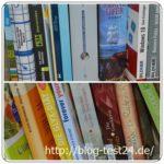 Verkauf alter Bücher