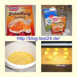 Brandteig Garant