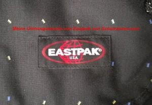 Meine Umhängetasche von Eastpak