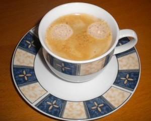 leckere Kaffeekreation