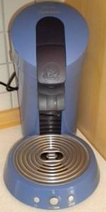 Mein Kaffeepadmaschine